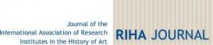 Le <i>RIHA-Journal</i>, une expérience novatrice d'édition numérique en histoire de l'art